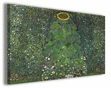Quadro moderno Gustav Klimt vol X stampa su tela canvas pittori famosi