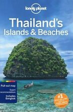 Lonely Planet Thailand's Islands & Beaches (Travel Guide) New Paperback Book Lon