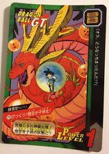 Dragon ball Z Carddass Tokubetsudan 28