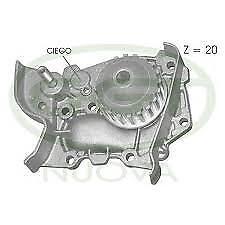 POMPA ACQUA RAFFREDDAMENTO MOTORE RENAULT MEGANE1 cc 1400 75cv DAL 1996 AL  2003