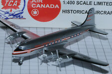 AEROCLASSICS 1/400 Douglas DC-4 TRANS CANADA AIR LINES CF-TFB