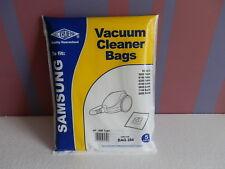 5 x Samsung Vacuum Cleaner Bags VP-78M SC21F60 & VP-95B Series Micro Filtration