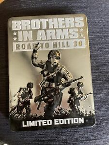 BROTHERS IN ARMS ROAD TO HILL 30 LIMITED EDITION PRE ORDER TIN WITH DVD