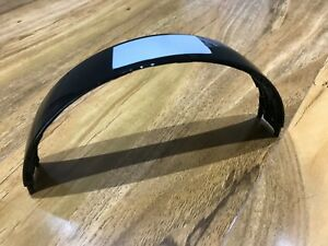 Top Headband for Beats by dr Dre Solo 3 Solo3 Wireless Headphones - Glossy Black