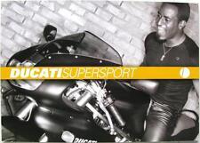 DUCATI Supersport 1000/800/620 - Motorcycle Sales Brochure - 2003 - 917.1.085.1A