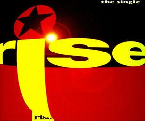 Rise – The Single 5-Track CD Single Perfecto Mix / The Goa Pyramid / Sunrise