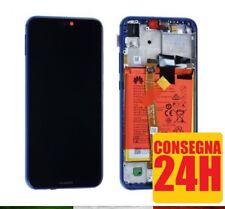 Lcd Display Touch Frame Huawei P20 LITE ANE-LX1 Blu
