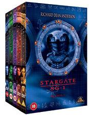 DVD:STARGATE SG1 SERIES 1 BOX SET - NEW Region 2 UK