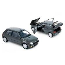 NV185234 - RENAULT CLIO 16S 1991 TUNGSTENE GREY 1:18 MODELLINO MODELLO AUTOMODEL