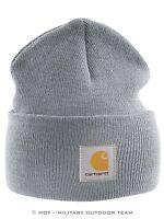 Carhartt ACRYLIC WATCH Hat Hat, grey, grey, grey, Knitted Cap, Cap, Beanie A18