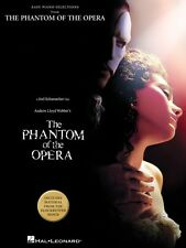 The Phantom of the Opera Sheet Music Includes Material from the Blockb 000316099