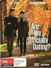 Dvd Movie Are We Officially Dating? Zac Efron Michael B. Jordan Comedy Film