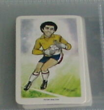 #13 peter shilton football - 1980s sport carte
