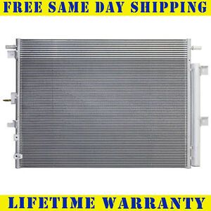 AC Condenser For Ford Edge 3.5 Lincoln MKX 3.7 30006