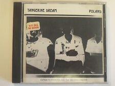 TANGERINE DREAM - 'Poland' - Chip 22- Music CD- Made in the UK- Zomba