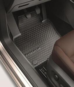 Original VW Tiguan Gummifußmatten hinten 5N0061512  82V Volkswagen
