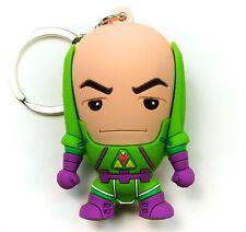 DC Comics SUPER POWERS Figural Keyring Series LEX LUTHOR KEYCHAIN Blind Bag