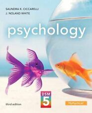 Psychology by Ciccarelli 3rd with DSM 5 update
