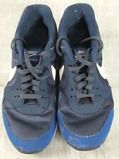 Nike air Pegasus 89 mens trainers shoe blue anthracite summit white size 10 UK
