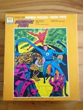 Fantastic Four Puzzle 1976