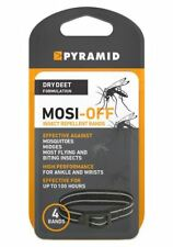 PYRAMID Mosi-off DEET Insect Repellent Wrist or Ankle Bands