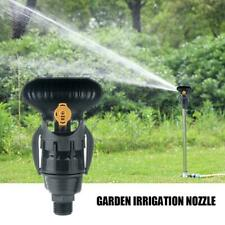 Agriculture Garden Lawn Irrigation Sprinkler Rotary Spray-head With 3 Nozzles