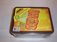 Zuma's Revenge Limited Edition metal lunch box includes full PC CD-ROM game NEW