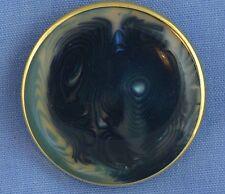 28mm Blue Shank Button