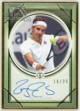 Roger Federer 2020 Topps Transcendent Tennis Collection Autograph 16/25 TCA-RF
