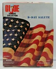"GI Joe D-Day Salute WWII Limited Edition 12"" Action Figure By Hasbro 1997"