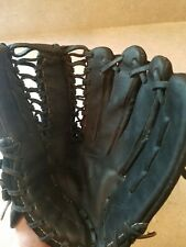 "Nike Swingman Glove, 12.5"", Black, Fits Left Hand, Right Hand Thrower"