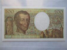 FRANCE BILLET 200 Francs Montesquieu 1992 F.133 neuf