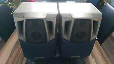 Aiwa SX-NSZ22 3-Wege Bass Reflex Boxen Silber/Blau