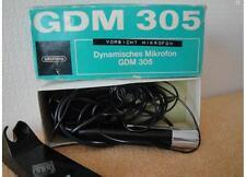 Rarität. Grundig Mikrofon GDM 305. Neu.