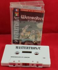 Werewolves of London Commodore 64