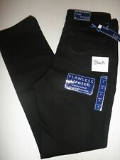 Bandolino Womens Mandie Fit Jeans 10 Black Denim