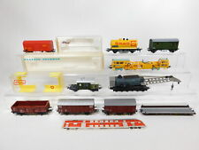 CG90-2 #10x liliput H0 / Dc Wagen: 211 / Camions DB + 245 SBB + ÖBB + Sncb