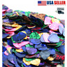 50/100 PCS Acoustic Bulk Electric Colored Smooth Guitar Shiny Pick Plectrum Pack