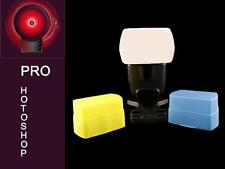 3 Farben Blitzvorsatz Canon Speedlite 430 EX / II
