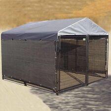 🔥Lucky Dog Winter Kennel Wind Screen Kit 10x10, 5x15ft BEST DEAL!🔥