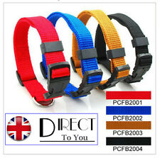 Dog Collars Adjustable Waterproof and Strong Fast Delivery