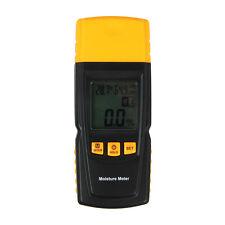 Digital LCD Wood Firewood Moisture Humidity Meter Detector tester