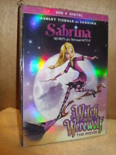Sabrina: A Witch and the Werewolf (DVD, 2014) Ashley Tisdale Kathleen Barr