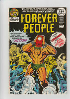 Forever People #5  VF/NM  DC comic 1971 Kirby