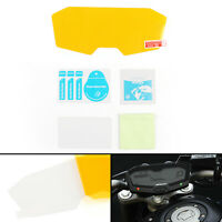 Cluster Scratch Protection Film Screen Protector For Yamaha MT-07 FZ07 MT 07