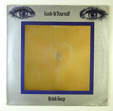 """12"""" LP - Uriah Heep - Look At Yourself - B3581 - washed & cleaned"""