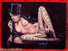 OLIVIA DE BERARDINIS 1992_79 CARTE FIGURINE EROTICHE PIN-UP TRADING CARDS Erotic