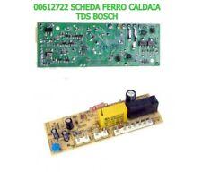 Tablero Electrónico 00612722 00611049 caldera sistemas Enderezadoras Bosch TDs
