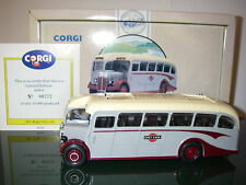 Corgi - 97186 the AEC Regal Grey Cars