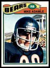 1977 TOPPS FOOTBALL MIKE ADAMLE #481 NM-MT HI-GRADE SET BREAK FTR3G1